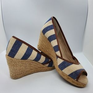 💕4 for $25💕Bass&Co. Summer wedges